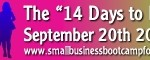 The Small Business Boot Camp for Women 2014